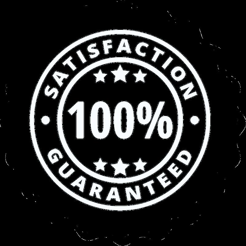plumbing satisfaction guarantee