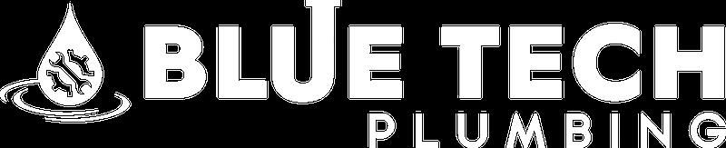 Blue Tech Plumbing Logo